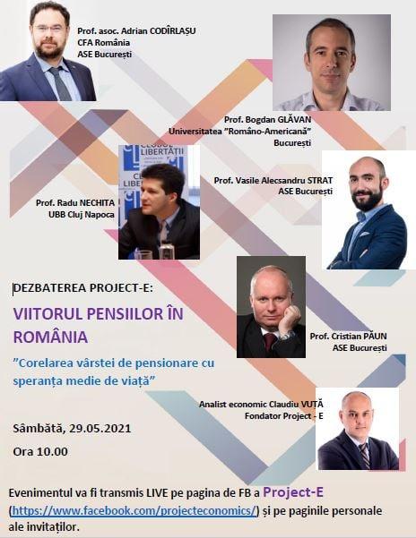 Viitorul pensiilor în România