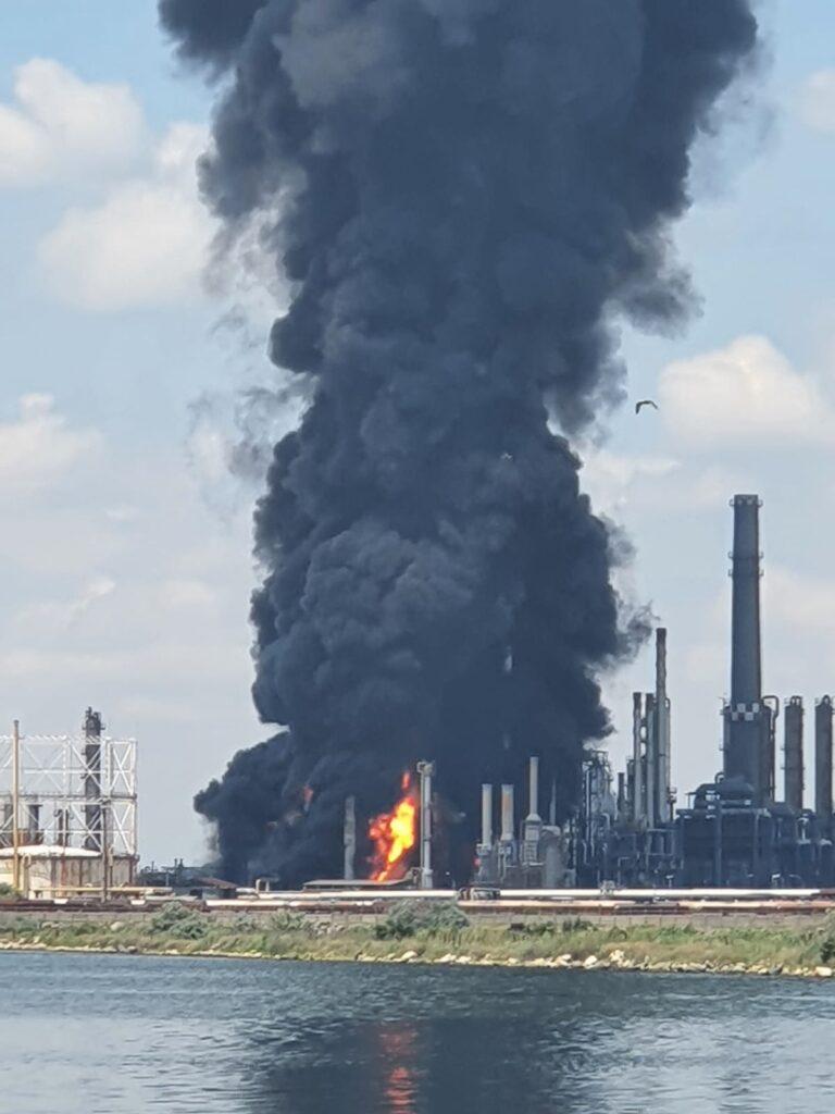 Explozie Petromidia