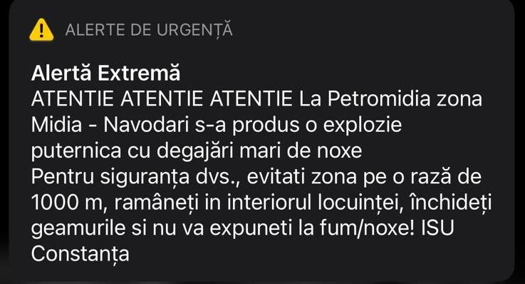 RO Alert Petromidia