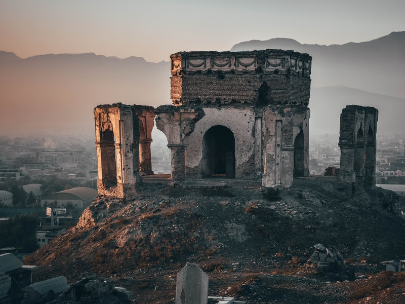 Ce se întâmplă în Afghanistan
